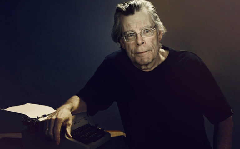 Stephen King e seu JC